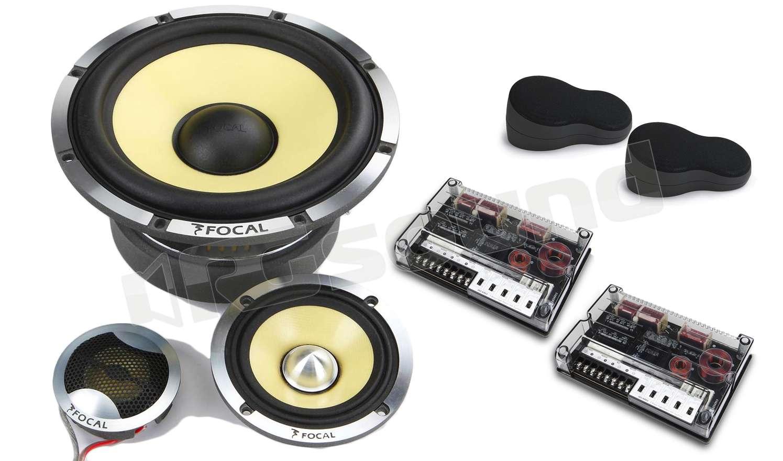Focal 165krx3 sistemi altoparlanti kit altoparlanti a for Tre kit di garage per auto