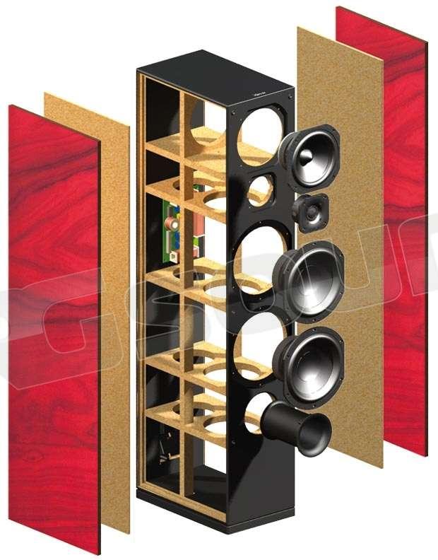 Indiana line diva 665 diffusori home e home theatre diffusori home theatre rg sound store - Indiana line diva ...