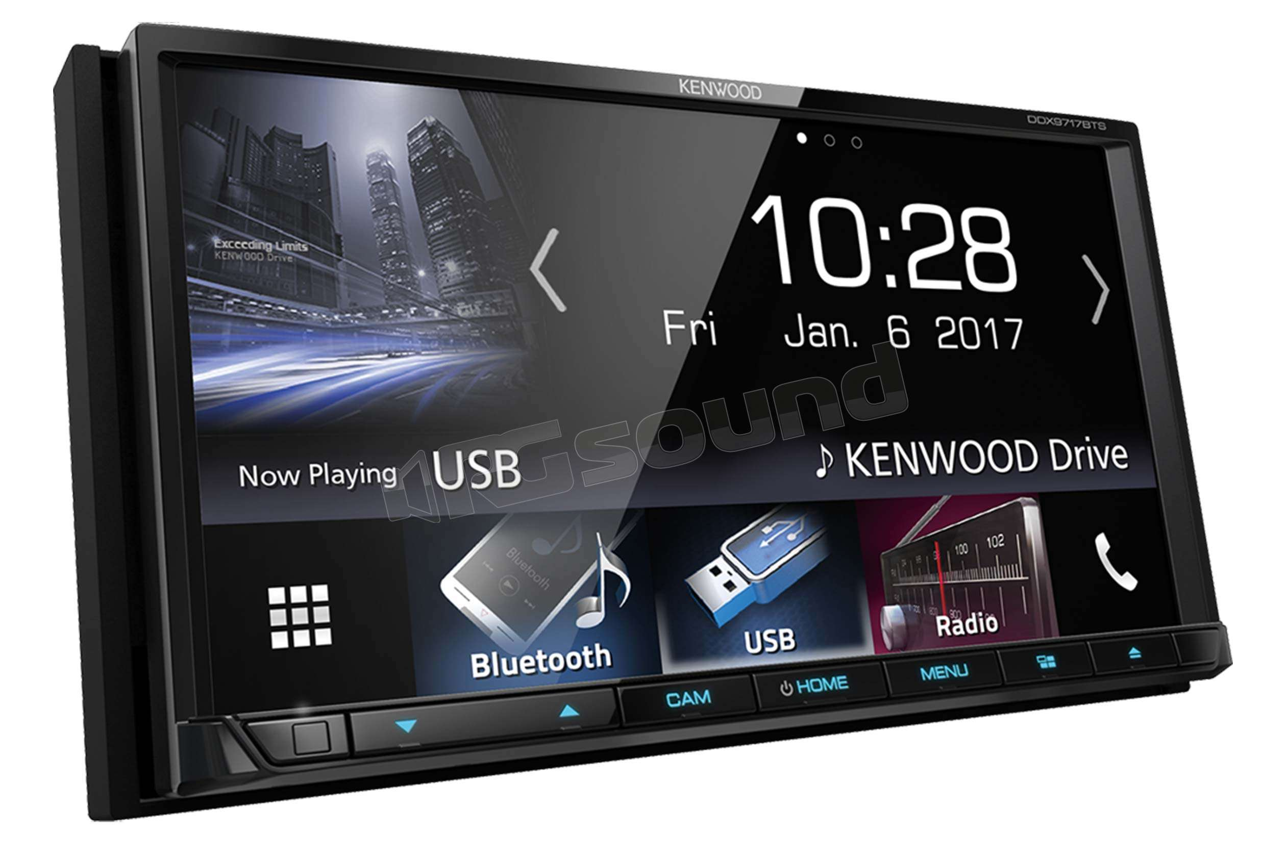 kenwood ddx9717bts android auto e apple car play monitor. Black Bedroom Furniture Sets. Home Design Ideas
