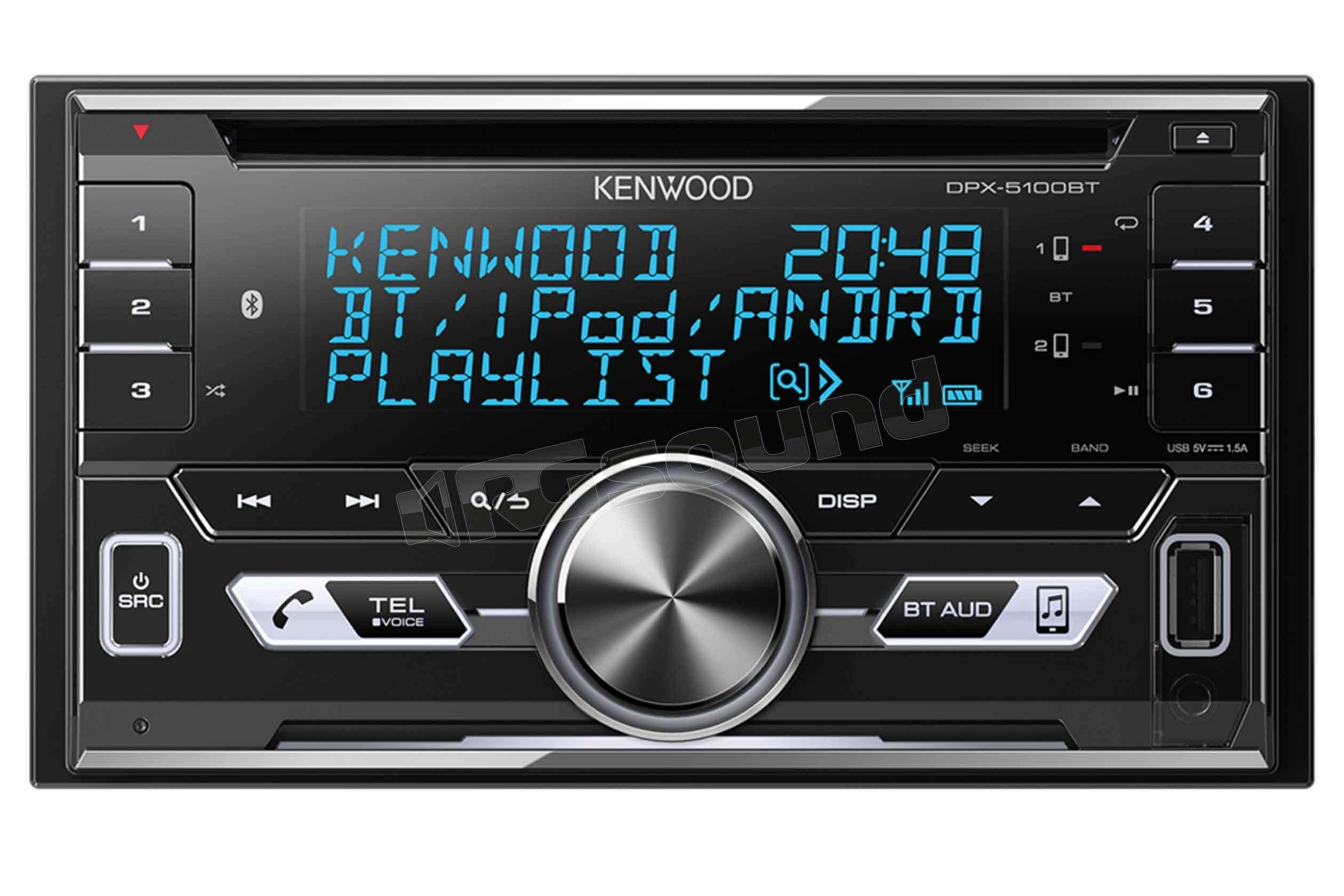 Collegare Kenwood radio