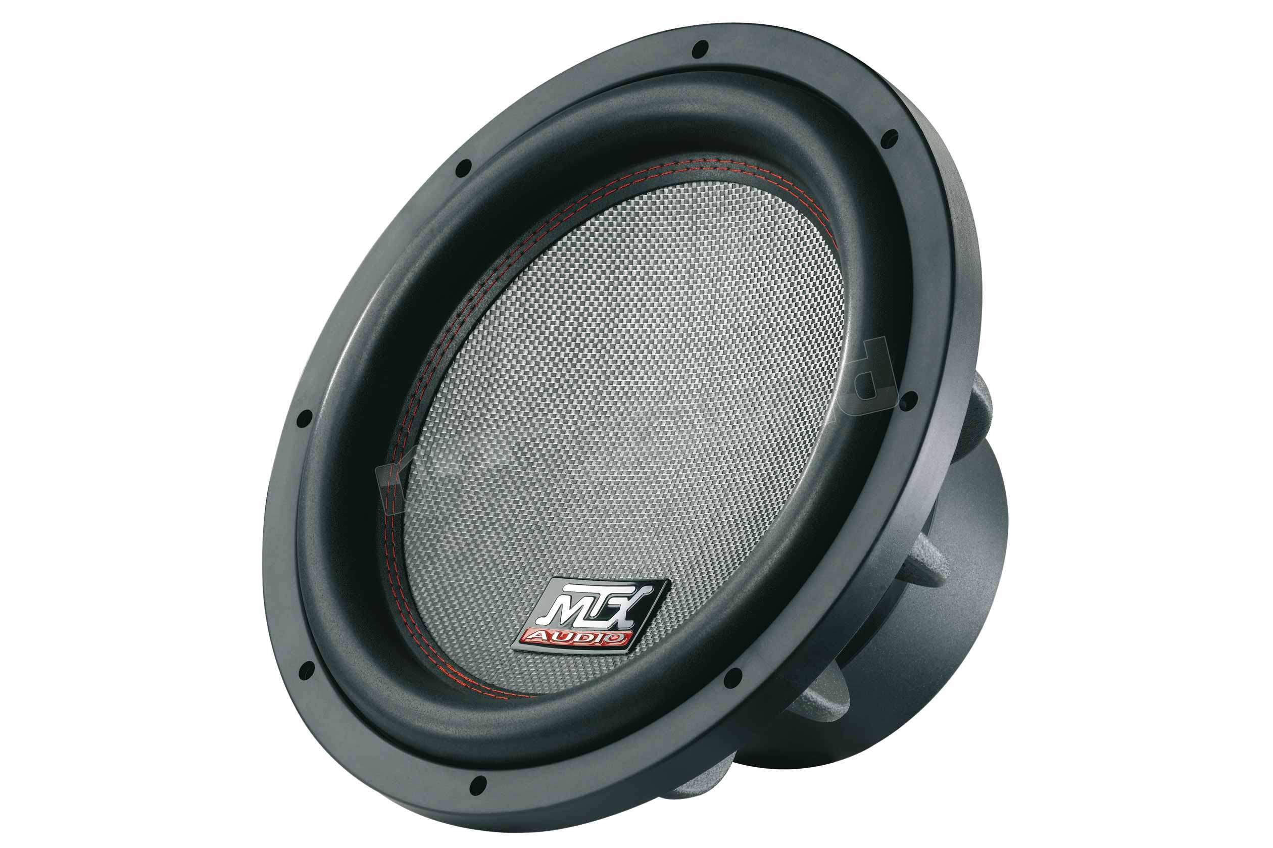 MTX audio TX 612 sub high performance 32cm | Subwoofer ...