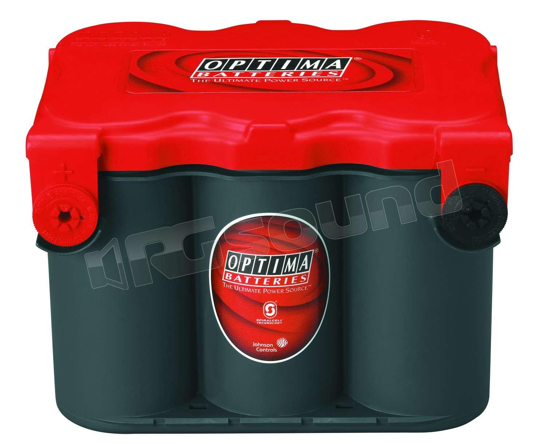 optima batteries red top rt f 4 2 8078 209 batterie per avviamento e servizi batterie gel. Black Bedroom Furniture Sets. Home Design Ideas