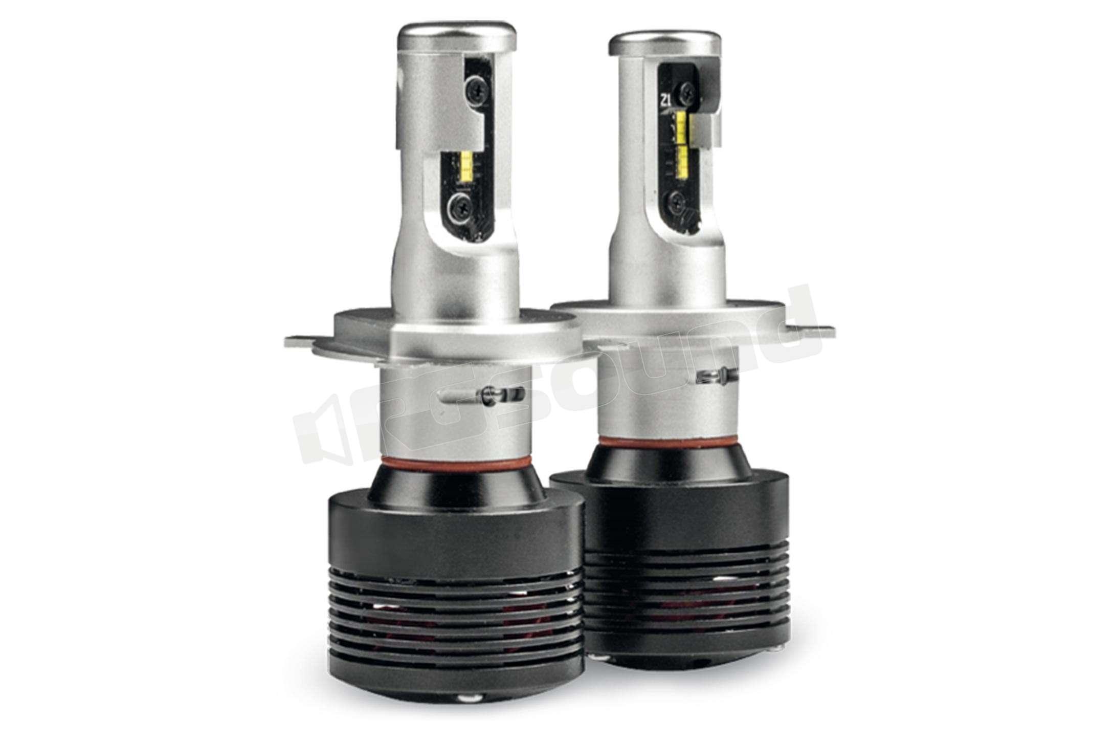 Phonocar 07502 lampadine led h4 illuminazione kit fari for Lampadine led miglior prezzo