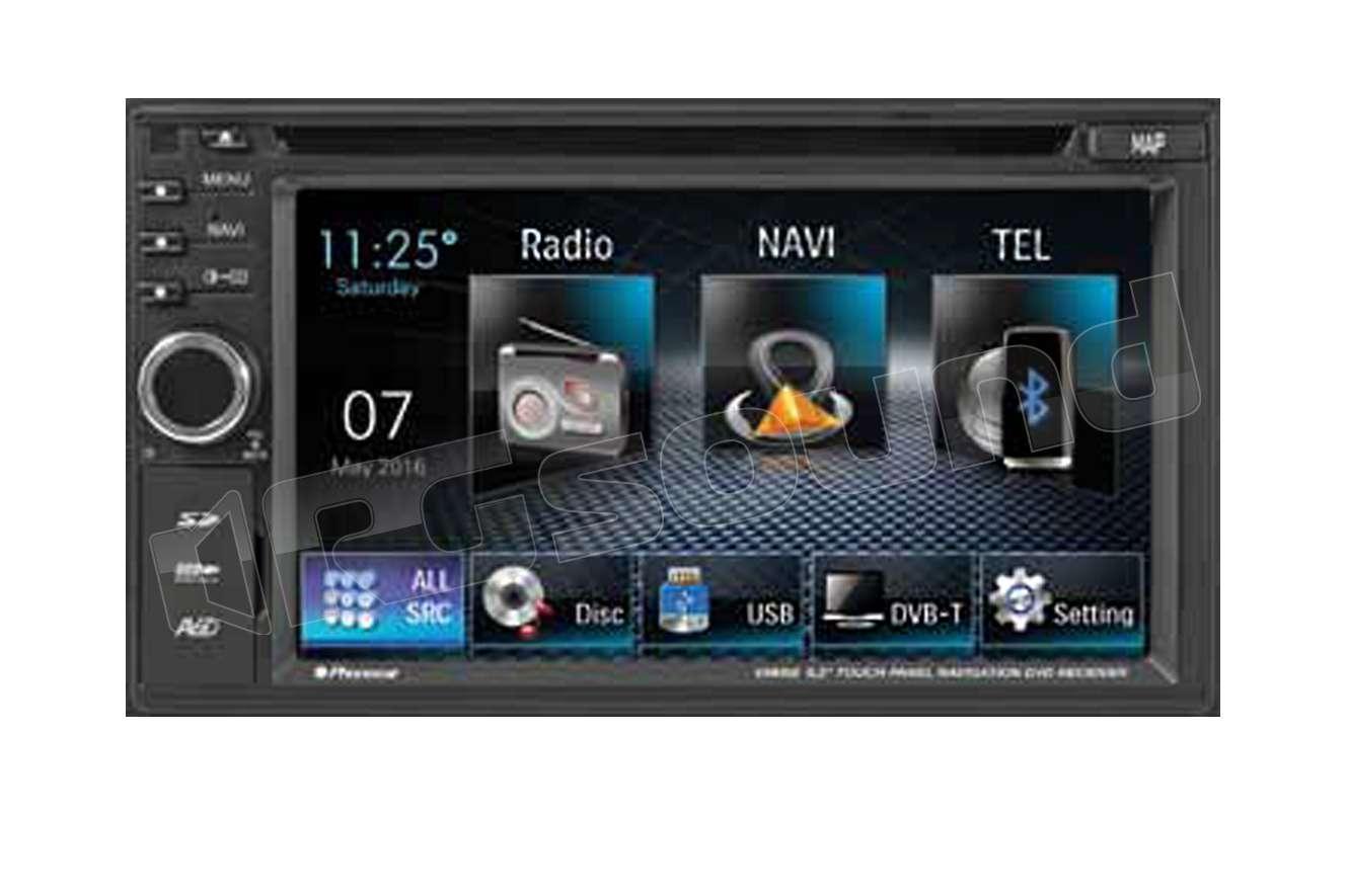 Phonocar Navi-SD-carta NV980 per VM056