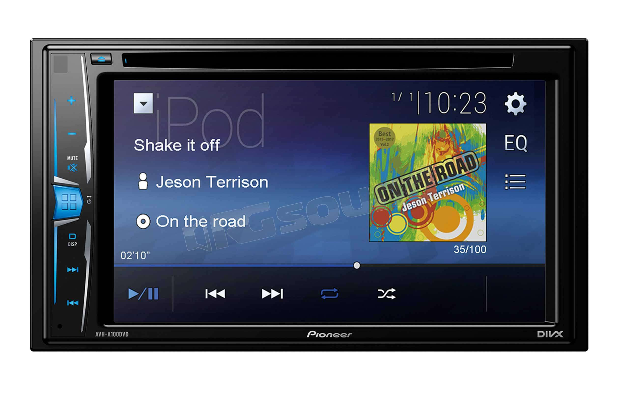 Rg Sound Store Pioneer Avh P3100dvd Firmware Update A100dvd