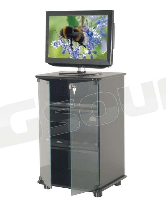 Prandini 490 supporti tv lcd plasma proiettori mobili - Mobili porta hi fi ...