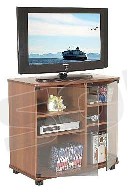 Prandini Mobili Hifi.Prandini 812 Mobile Finitura Noce Supporti Tv Lcd Plasma Proiettori Mobili Porta Tv E Hi Fi
