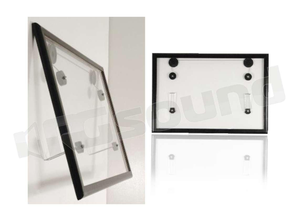 Prandini ps6 sistema di fissaggio a parete per lcd supporti tv lcd p rg sound store - Fissaggio mobili a parete ...