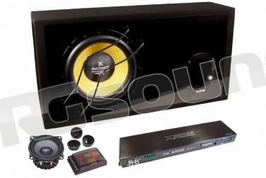 Audio System X-SERIES Set 100