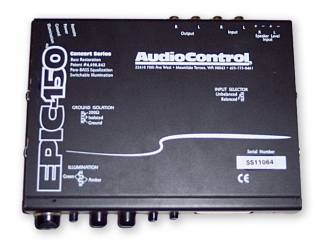 Audiocontrol EPIC-150