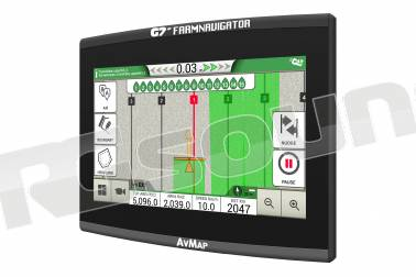 AV Map G7 EZY Farmnavigator