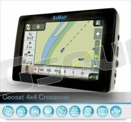 AV Map Geosat 4x4 Crossover