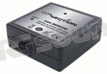 Connection Audison CAN SERVICE