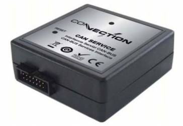Connection Audison VAN COMMAND