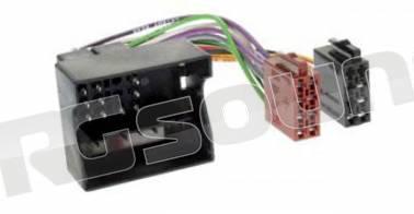 = radio cable de conexión adaptador daewoo 321086-02