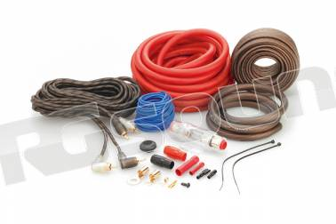 Focal Pk21 Kit Professionale Installazione Amplificatori Cablaggi