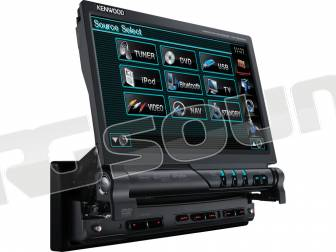 Kenwood KVT-524DVD