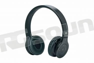 184dc3ae568c20 Macrom M-HPB22 Macrom M-HPB22 cuffia wireless M-HPB22 può effettuare e  ricevere chiamate come viva voce con i telefoni compatibili e permette di  ascoltare ...