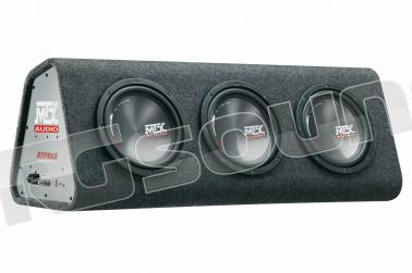 MTX audio RTP 8X3
