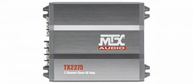 MTX audio TX2 275