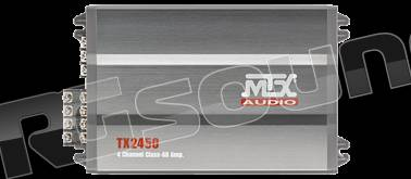 MTX audio TX2 450