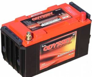 Odyssey Batteries PC1700