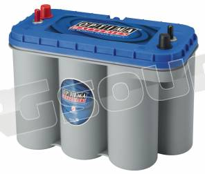 Optima Batteries Blue Top DC 5,5L D31M 8052-188