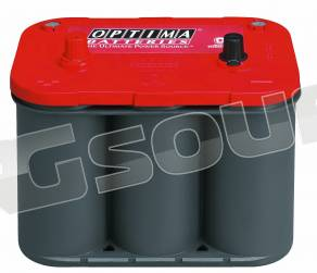 Optima Batteries RED Top 34 RT S 4,2 8002-250