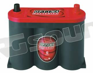 Optima Batteries RED Top RT S 2.1 6v 8010-355