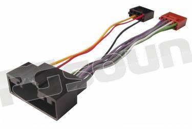 Schema Cablaggio Autoradio Yaris : Cablaggi e interfacce auto autoradio phonocar rg sound store