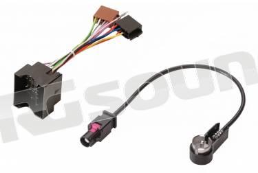 CAVO ISO MONTAGGIO AUTORADIO RADIO ADATTATORE CAVI MAZDA 2 3 5 6 DEMIO MPV MX5