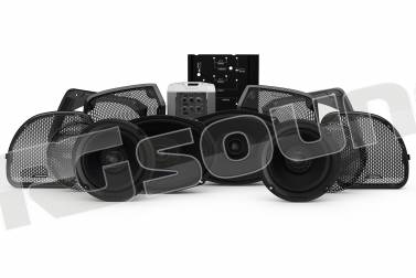 Rockford Fosgate HD14RGSG-STAGE3