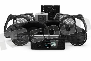 Rockford Fosgate HD9813RGU-STAGE3