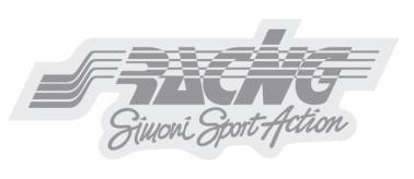 Simoni Racing Medium sticker - CR/3AR