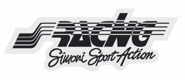 Simoni Racing Medium sticker - CR/3NE