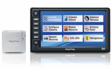 Skyway GM4000 TV + navigatore