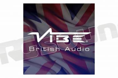 VIBE British Audio FLATLINES 4 PWR
