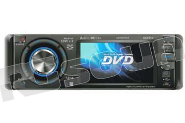 Audiomedia AMV308RVD - AMV 308 RVD - DiVX - USB-SD card - DVD
