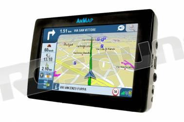 AV Map G6 Farmnavigator