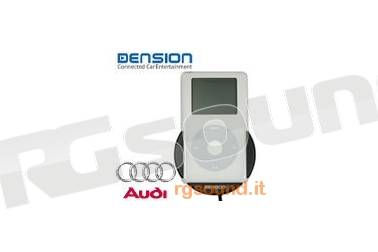 Dension 7137401 Ice Link Plus, Gateway100, Interfaccia iPod per AUDI IDC