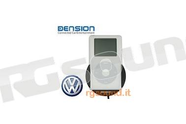 Dension 7137418 Ice Link Plus, Interfaccia iPod per VOLKSWAGEN 12 Pin