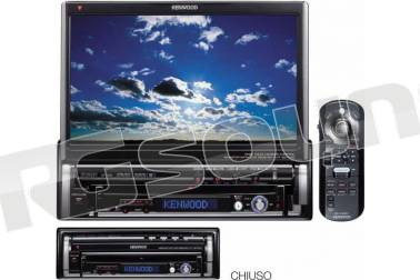 Kenwood KVT-827DVD