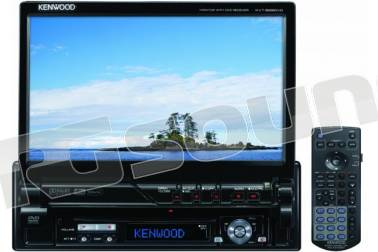 Kenwood KVT-829DVD