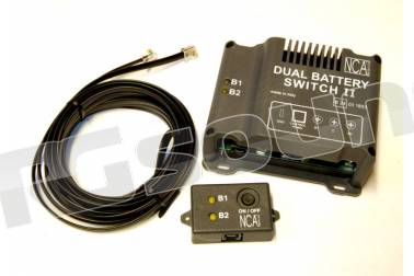 NCA Camping Dual Battery Switch 10017