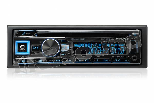 CDE-196DAB sintolettore CD - Tuner - Bluetooth - DAB+