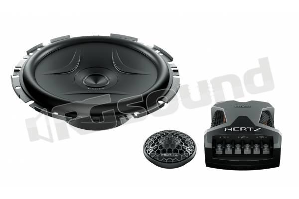 ESK F165.5 con woofer ultrapiatto