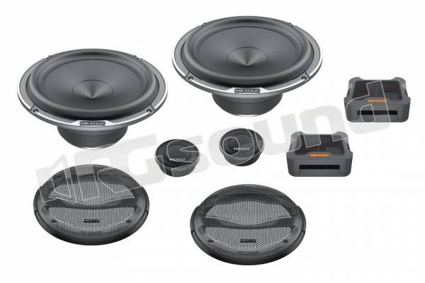 MPK 165.3 kit a 2 vie 16,5 cm 4 Ohm serie Mille Pro