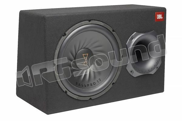 BassPro BP12 subwoofer amplificato 30cm 150W reali