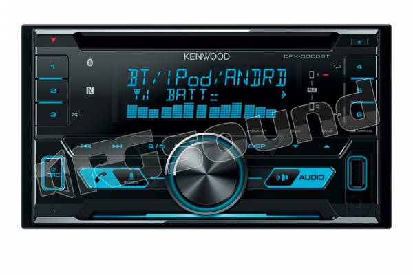 DPX-5000BT sintolettore CD - Bluetooth - USB - Iphone e Android