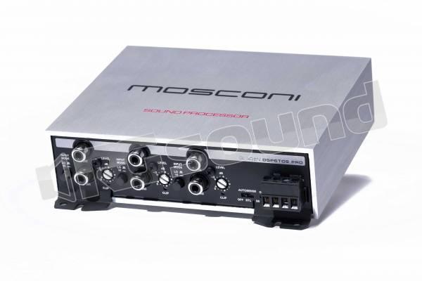 DSP 6to8 PRO processore 8 canali 24bit e campionamento a 48kHz